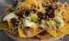 40% Off Food and Drinks at Alibertos Jr Fresh Mexican