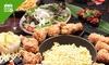 2,980円/名|選べる韓国鍋など7品+飲み放題120分