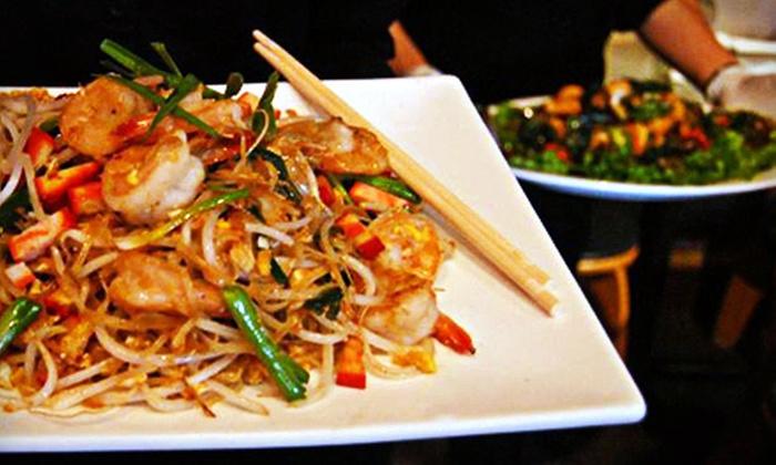 Vannipa Thai Restaurant - Bailey's Crossroads: Thai Cuisine at Vannipa Thai Restaurant (Half Off). Two Options Avaialble.