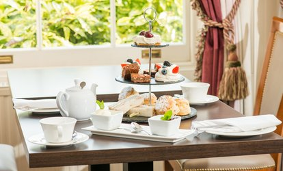 image for Afternoon Tea for Two or Four at Burnham Beeches Hotel