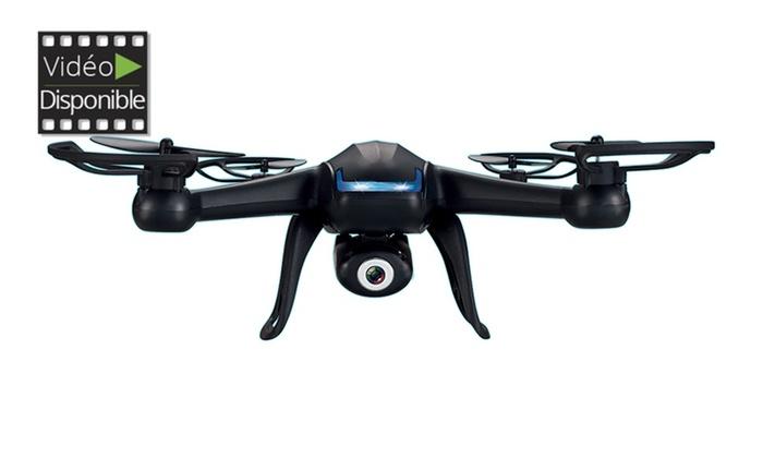 Drone Ghost avec ou sans camra HD 720p dès 4999 € (jusquà 58% de rduction)
