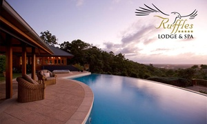 Ruffles Lodge & Spa: From $109 for Up to 1,5-Hour or From $259 for Up to 3,5-Hour Spa Package at Ruffles Lodge & Spa (From $200 Value)