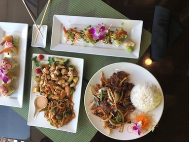 $16 for $20 Value Towards Sushi Takeout at Wild Rice Sushi and Grill