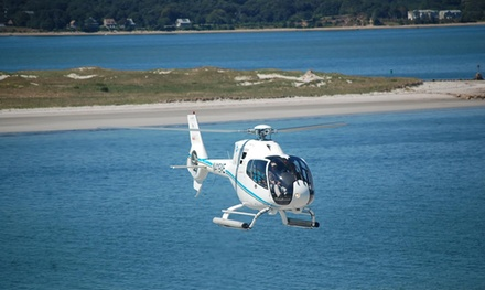 Boston Helicopter Ride - Deals in Boston, MA | Groupon