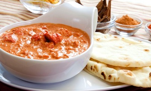 Kitchen of india: $11 for $20 Worth of Indian Food — kitchen of india