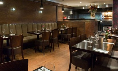 Starter Each and Platter to Share Between Pairs for Two or Four at Grillado (Up to 62% Off)