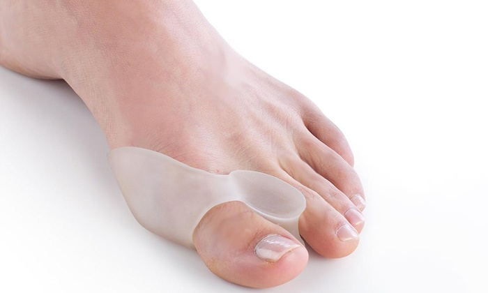 Royale Canada: Toe Separator and Bunion Spacer with Gel (Shipping Included)