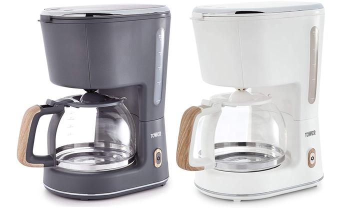 Tower Scandi Coffee Maker