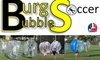 Burgh Bubble Soccer - Pittsburgh: $209 for $400 Worth of Bubble Soccer at Burgh Bubble Soccer