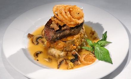 Italian Pasta, Pizza, Seafood, and Steak at Loccino Italian Grill & Bar (38% Off)