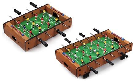 Calcio balilla da tavolo Bakaji