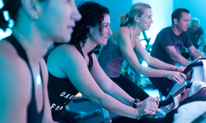 Ride + Reflect - Upper Vailsburg: Three Indoor Cycling Classes or Five Hot Yoga Classes at Ride + Reflect (Up to 70% Off)