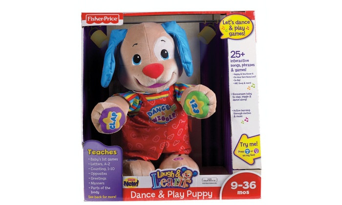 fisher price laugh and learn puppy | eBay
