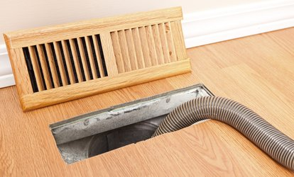 image for One Air <strong>Vent Cleaning</strong> Session for Whole House with 12-Point Inspection (71% Off)