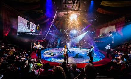 Hippodrome Summer Spectacular, 7 August - 17 September at Hippodrome Circus (Up to 52% Off)