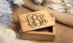 Cabanyco: Fino a 3 box personalizzabili per gioielli offerti da Cabanyco (sconto fino a 71%)