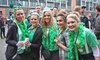 St Patricks Festival - Northern Liberties -  Fishtown: Admission to St. Patrick's Festival and Two Hour Open Bar from St. Patrick's Festival (Up to 54% Off)