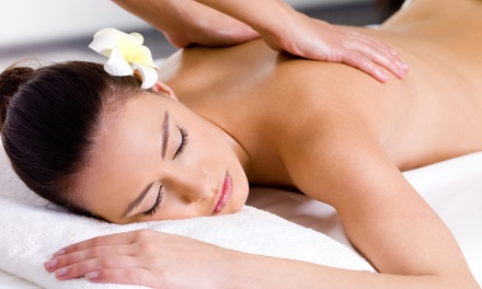 55- or 80-Minute Massage at Elements Therapeutic Massage (Up to 61% Off). Five Options Available.