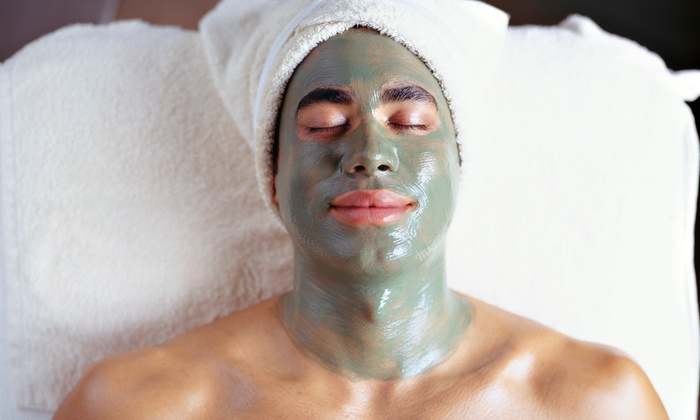 Spa Degas - Johns Creek: One or Two Men's Facials at Spa Degas (Up to 62% Off)