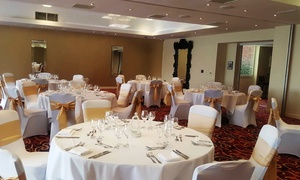 Hallmark Hotel Hull: Wedding Package for 40 Day and 80 Evening Guests at Hallmark Hotel Hull (58% Off)