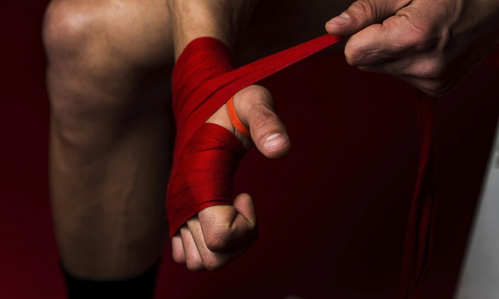 Battleground Fitness - Village Of Woodland Springs: $40 for $80 Worth of Boxing Lessons — Battleground Fitness