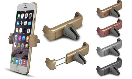 1 ou 2 supports ajustables pour voiture compatibles tous iPhone / smartphones
