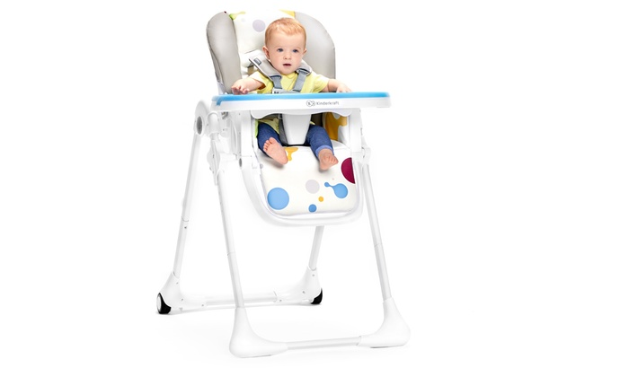 Kinderkraft Yummy Highchair With Free Delivery