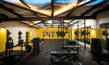 Three Weeks of Unlimited Fitness Classes for One $15 or Two People $30 at The PITT Up to $198 Value