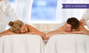 Napa Vineyard Massage: Yin & Yang Massage Spa Package for One or Two with Reflexology, Aromatherapy and Facial or Warm Stones (Up to 53% Off)