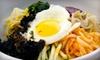 Riverside Korean Restaurant - Covington: $20 for $40 Worth of Korean Fare at Riverside Korean Restaurant in Covington