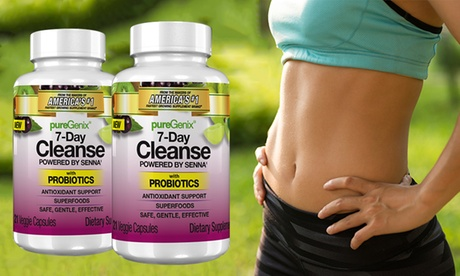 PureGenix 7-Day Cleanse Capsules