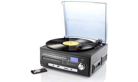 Sistema giradischi stereo Pearl