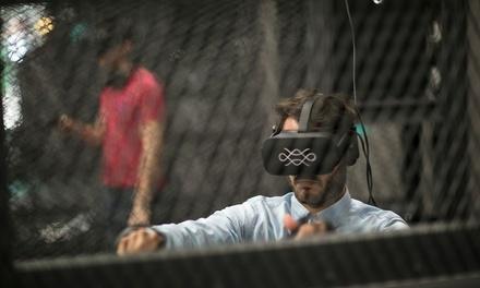 Séance d'1 heure de jeux de réalité virtuelle pour 1 personne à 24,90 € chez Virtual Time
