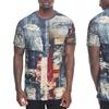 Akademiks Americana Men's T-Shirts (Size L)