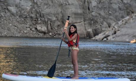 Paddle surf para 1, 2, 4, 4 o 5 personas con Wakea Experience