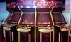 Ninja Lounge - Central North Miami: One or Two Hours of Unlimited Arcade Play for Two at Ninja Lounge (Up to 50% Off)