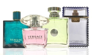 Versace Eau de Parfum and Eau de Toilette for Women and Men
