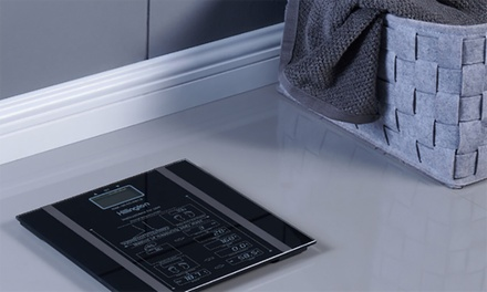 Vivo Digital Scale with Body Fat Analyser