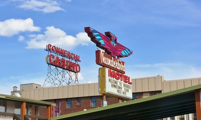 Thunderbird Motel - Elko, NV: Stay at Thunderbird Motel in Elko, NV