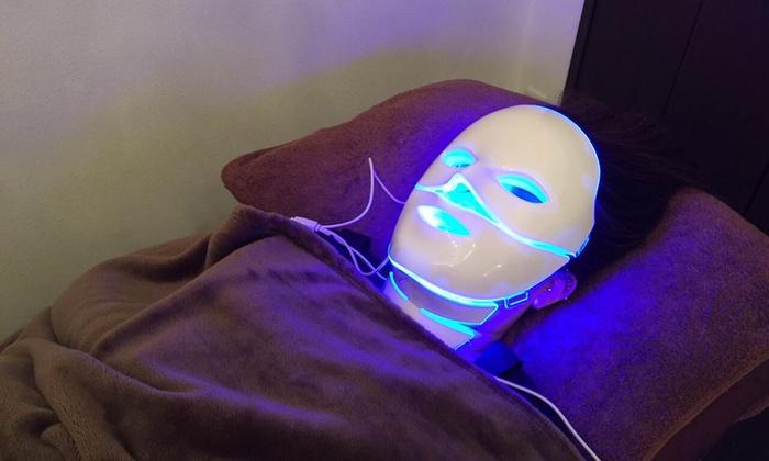 ジョルジオ東京 - ジョルジオ東京: 話題の2種マシンで、弾力のある肌へ≪HIFU(フェイシャル456ショット)+LEDマスク(全顔・首)/他1メニュー≫ @ジョルジオ東京