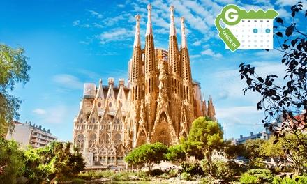 Barcelone : Séjour avec petits déjeuners à l'hôtel Evenia Roselló 4* pour 2 personnes