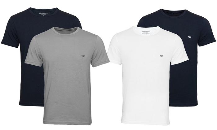 954129a4dc9 Lot de t-shirts Emporio Armani