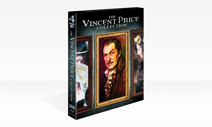The Vincent Price Collection Blu-ray Set: The Vincent Price Collection Blu-ray Set. Free Shipping and Returns.