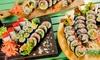 Zestawy sushi: 14-45 kawałków