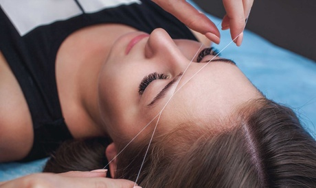 One, Two, or Three Eyebrow Threading Sessions at Eyebrow Queen Salon (Up to 67% Off) 24151042-0be7-4c34-947b-027532ecdaec