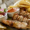 Up to 35% Off Mediterranean Food at Shawarma Grill