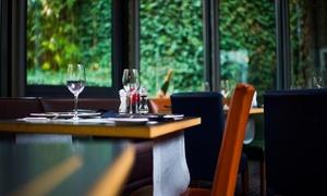 L'Objectif: Excellent menu 3 services au choix à la carte pour 2 ou 4 personnes dès 39.99€ au restaurant L'Objectif