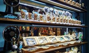 Schoko-Kreativ-Fabrik: Wertgutschein über 20 € oder 40 € anrechenbar auf das Schoko-Sortiment und Crêpes in der Schoko-Kreativ-Fabrik