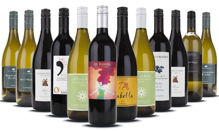 NakedWines.com: Wine Delivered to Your Door from NakedWines.com (Up to 54% Off). Two Options Available. Shipping Included.