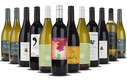 Wine Delivered to Your Door from NakedWines.com (Up to 54% Off). Two Options Available.